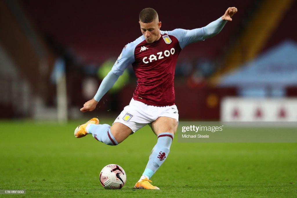 Aston Villa v Leeds United - Premier League : ニュース写真