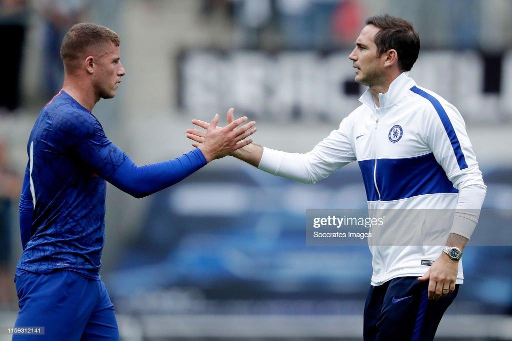 Borussia Monchengladbach v Chelsea - Club Friendly : News Photo