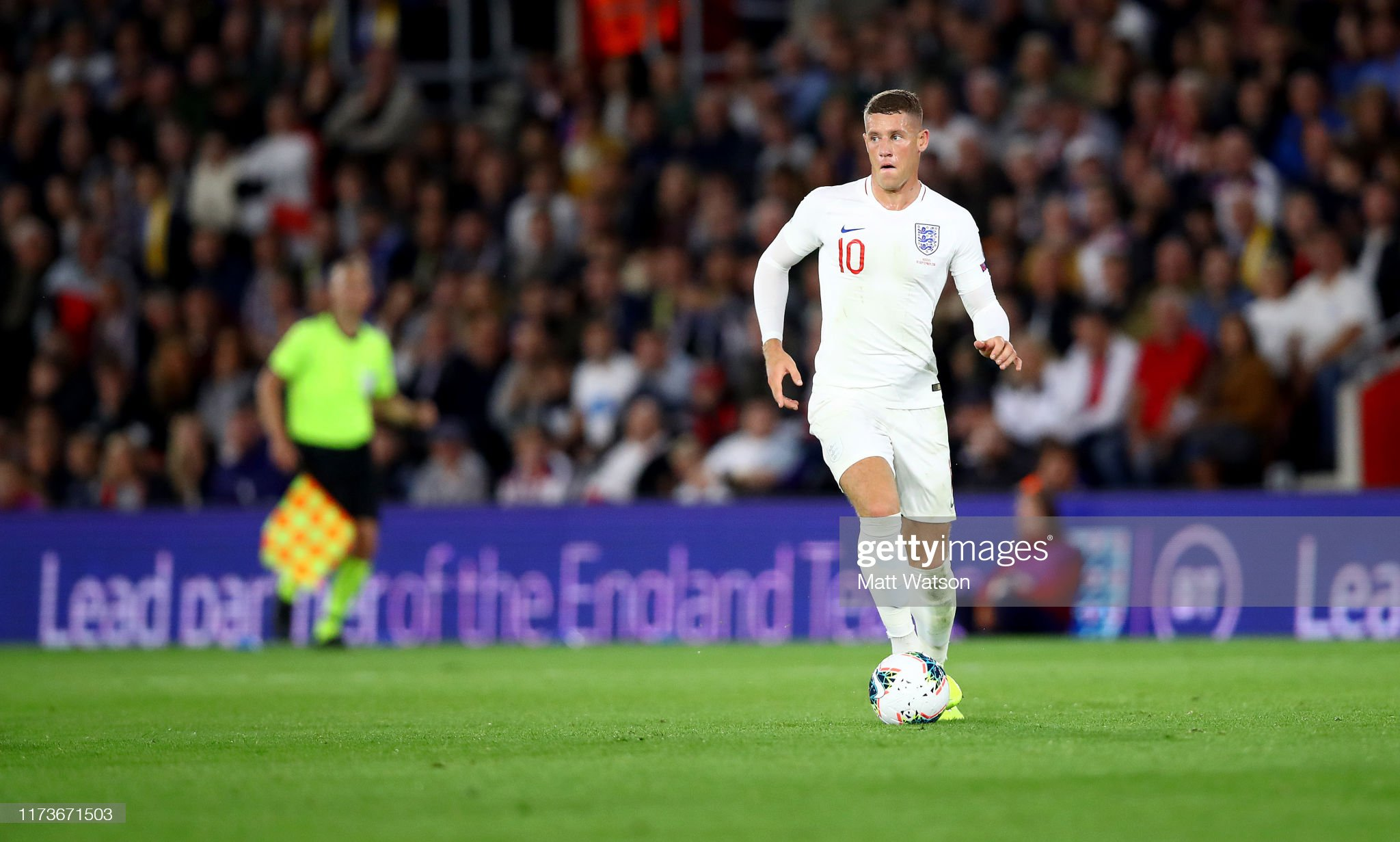 England v Kosovo - UEFA Euro 2020 Qualifier : News Photo