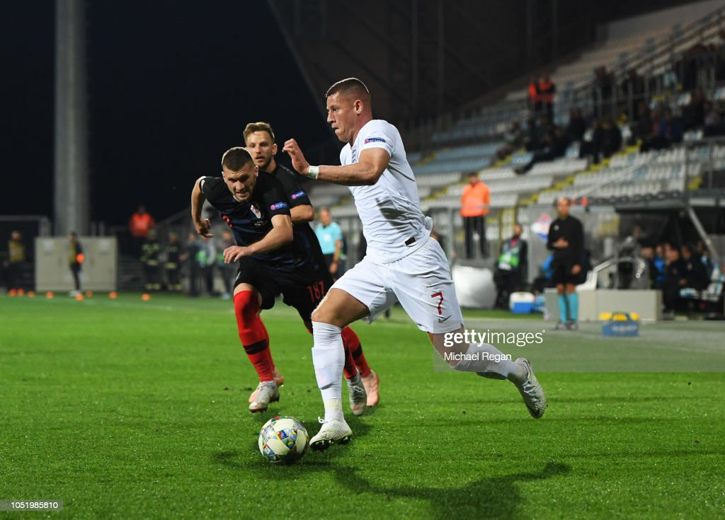 Croatia v England - UEFA Nations League A