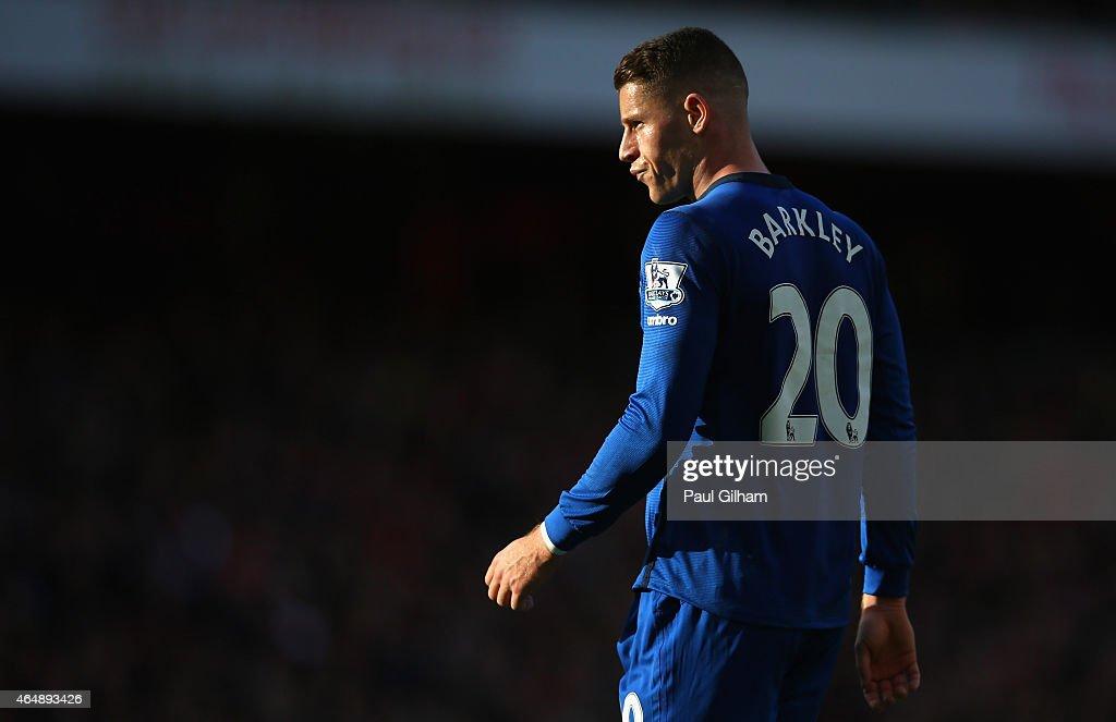 Arsenal v Everton - Premier League : Fotografia de notícias