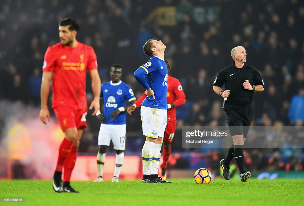 Everton v Liverpool - Premier League : News Photo