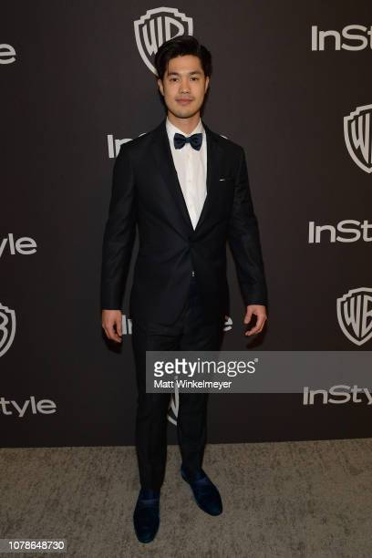 Ross Butler attends the 2019 InStyle and Warner Bros 76th Annual Golden Globe Awards PostParty at The Beverly Hilton Hotel on January 6 2019 in...
