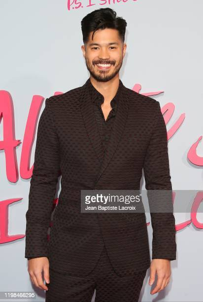 Ross Butler attends the Premiere of Netflix's To All The Boys PS I Still Love You at the Egyptian Theatre on February 03 2020 in Hollywood California
