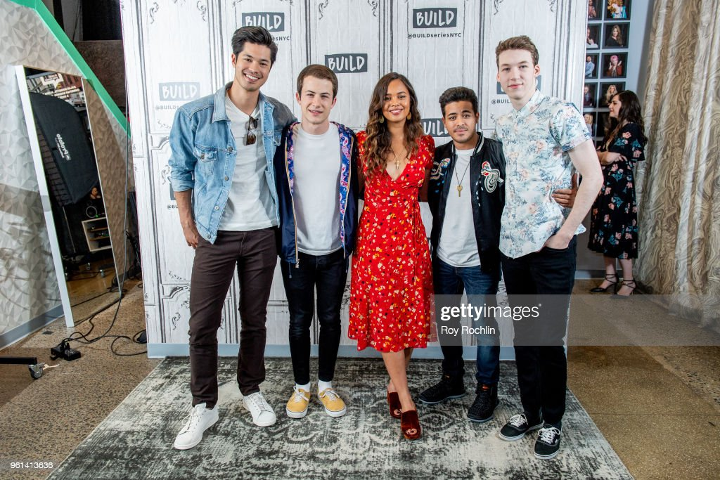 Celebrities Visit Build - May 22, 2018 : News Photo