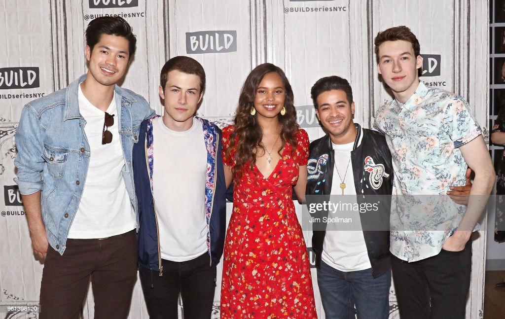Celebrities Visit Build - May 22, 2018