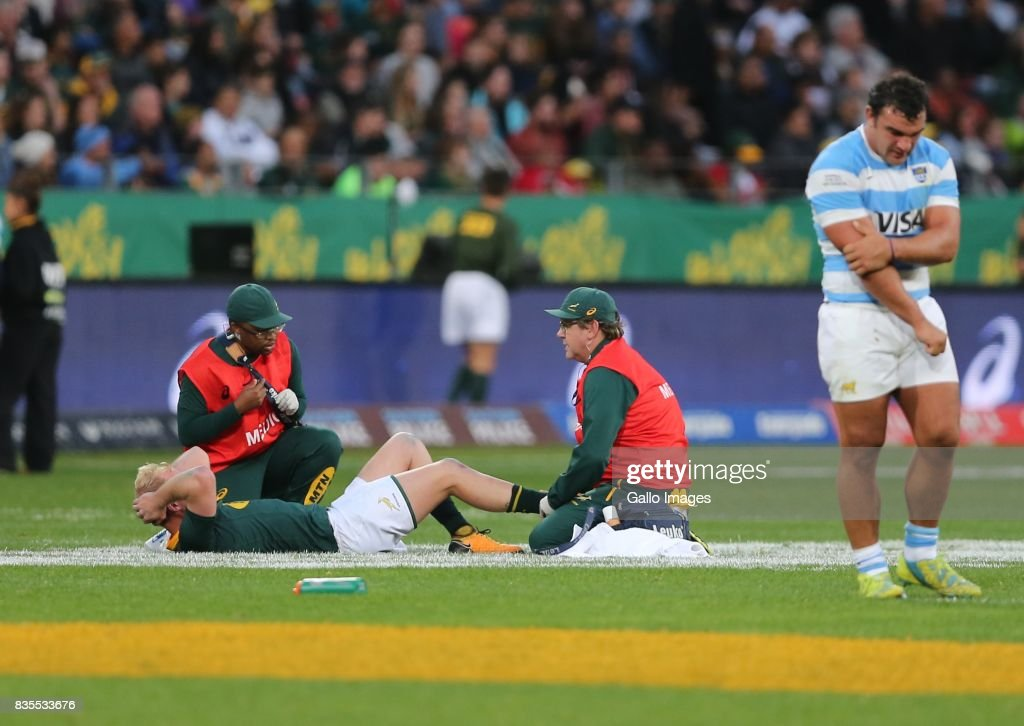 South Africa v Argentina - The Rugby Championship : News Photo