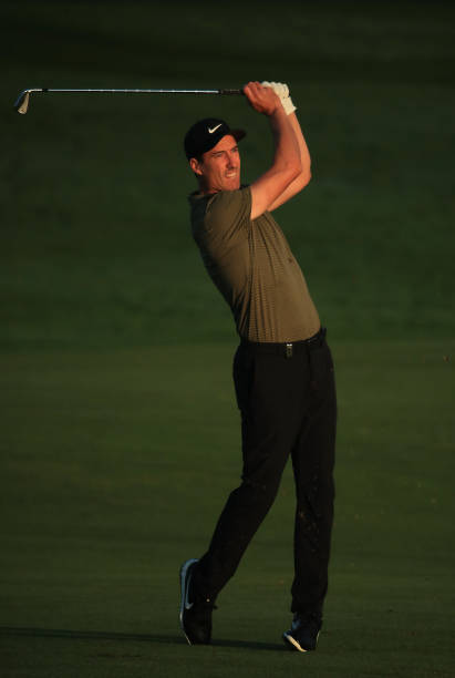 ARE: Golf in Dubai Championship presented by DP World - Day Two