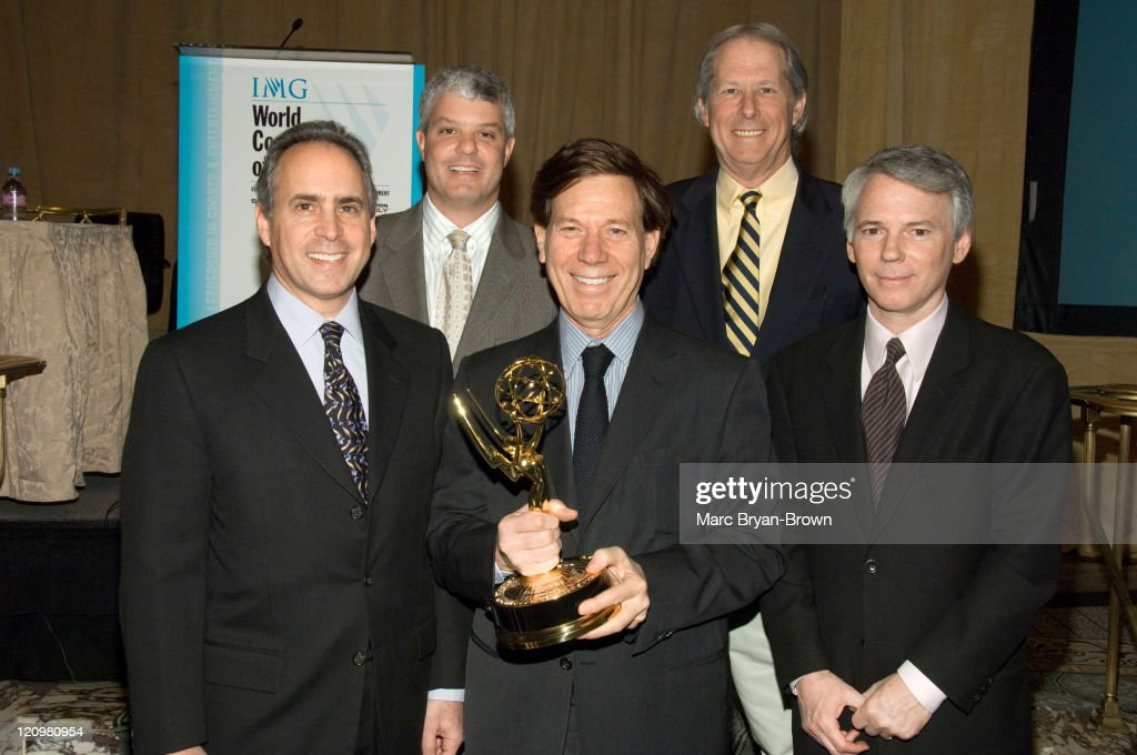 28th Annual Sports Emmy Awards - Nominations Press Conference at the IMG/World