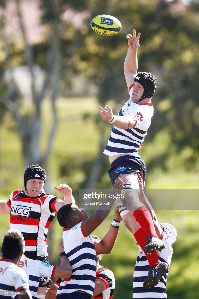 NRC Rd 1 - Melbourne v Canberra : News Photo