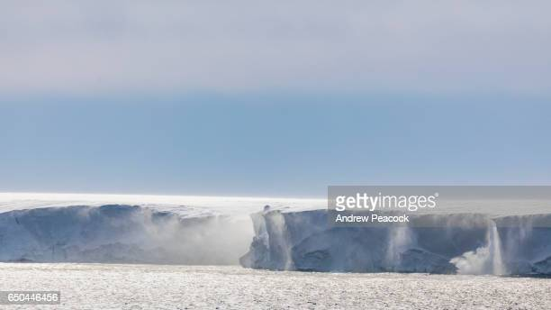 Ross Ice shelf, Bay of Whales, Ross Sea, East Antarctica