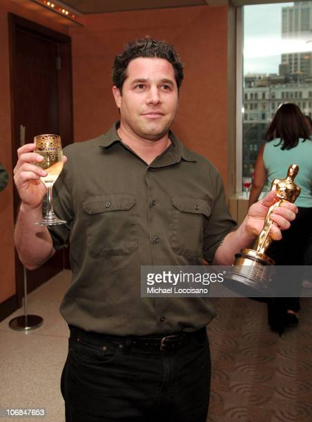 Ross Kauffman CoDirector during Special New York Screening of the OscarWinning Documentary Born Into Brothels at HBO Theater in New York City New...