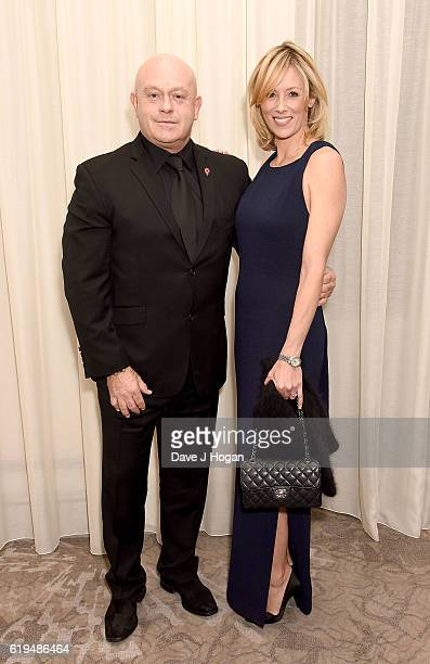 Ross Kemp and Renee O'Brien attend the Daily Mirror Pride of Britain Awards in Partnership with TSB at The Grosvenor House Hotel on October 31 2016...