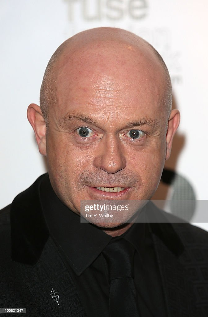 Ross Kemp attends the Drapers Fashion Awards at Grosvenor House, on November 21, 2012 in London, England.