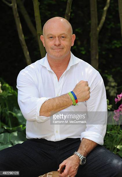 Ross Kemp attends the VIP preview day of The Chelsea Flower Show at The Royal Hospital Chelsea on May 19 2014 in London England