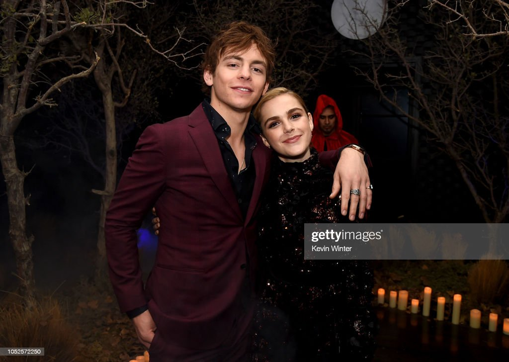 """Premiere Of Netflix's """"Chilling Adventures Of Sabrina"""" - After Party : News Photo"""