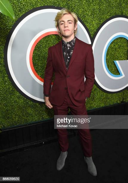 Ross Lynch attends the 2017 GQ Men of the Year party at Chateau Marmont on December 7 2017 in Los Angeles California