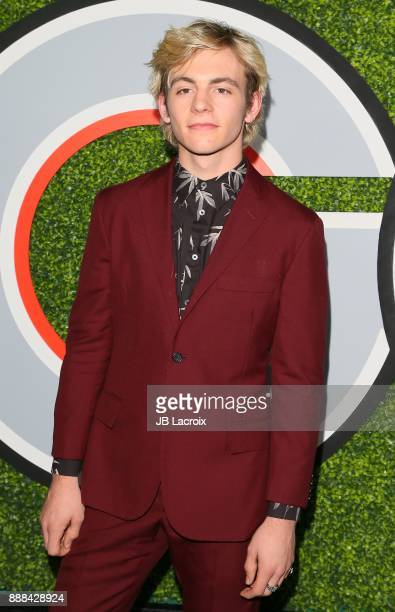 Ross Lynch attends the 2017 GQ Men of The Year Party on December 07 2017 in Los Angeles California