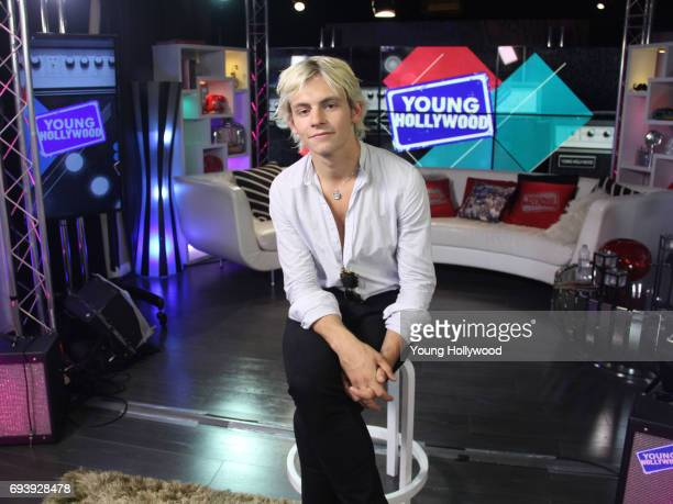 Ross Lynch from R5 visits the Young Hollywood Studio on June 7 2017 in Los Angeles California