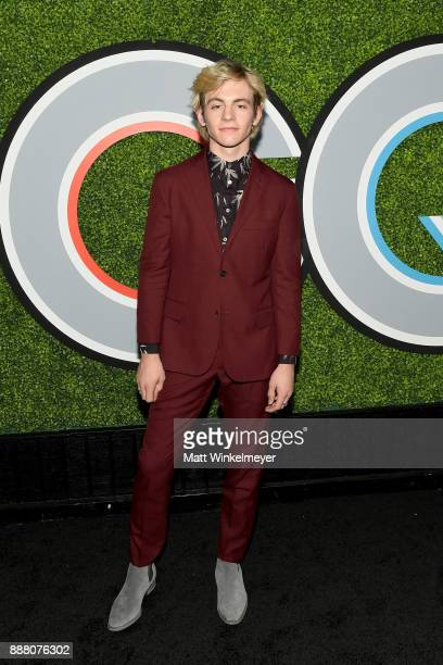 Ross Lynch of R5 attends the 2017 GQ Men of the Year party at Chateau Marmont on December 7 2017 in Los Angeles California