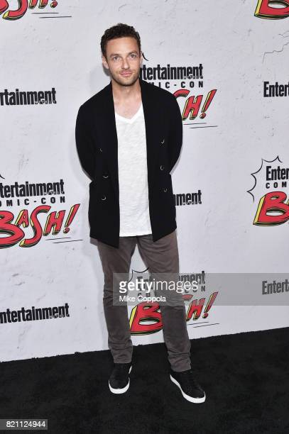 Ross Marquand at Entertainment Weekly's annual ComicCon party in celebration of ComicCon 2017 at Float at Hard Rock Hotel San Diego on July 22 2017...