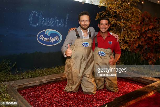 Ross Marquand attends Kari Feinstein's Style Lounge presented by Ocean Spray at the Andaz Hotel on September 14 2017 in Los Angeles California