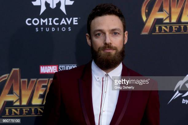 Ross Marquand attends the 'Avengers Infinity War' World Premiere on April 23 2018 in Los Angeles California