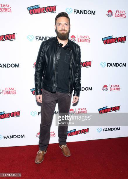 Ross Marquand attends Wendy's presents 'Heroes After Dark' powered by New York Comic Con and Fandom at Sony Hall on October 04 2019 in New York City