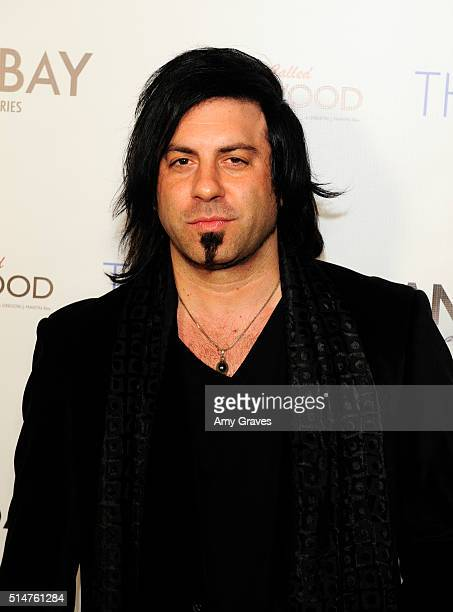 Ross Math attends the 5th Annual LANY Entertainment Mixer at St Felix on March 10 2016 in Hollywood California
