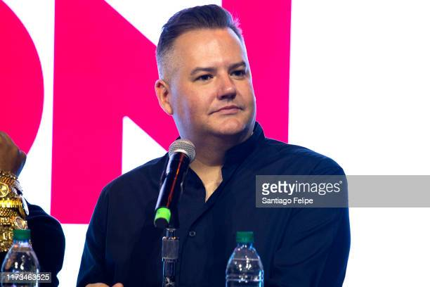 Ross Mathews at RuPaul's DragCon 2019 at The Jacob K Javits Convention Center on September 08 2019 in New York City