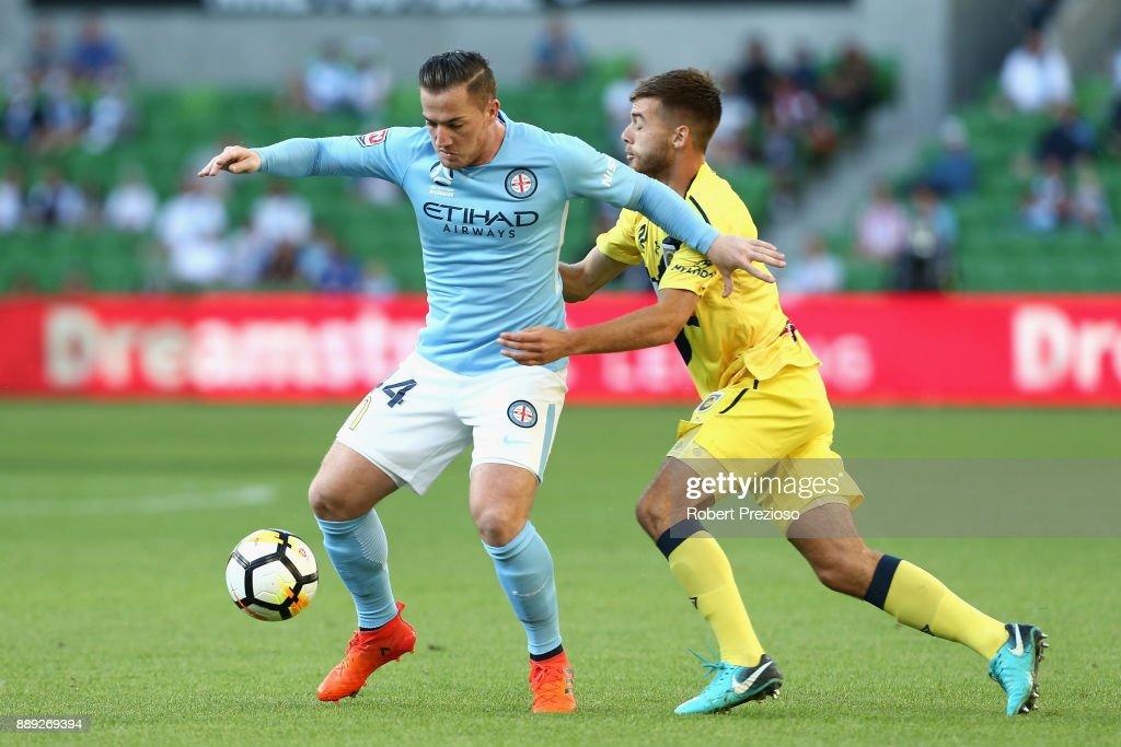 A-League Rd 10 - Melbourne v Central Coast