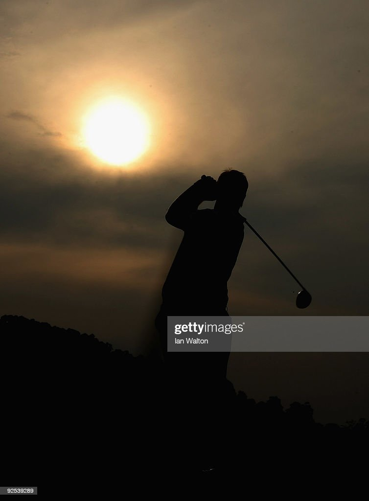 Barclays Singapore Open - Round Two