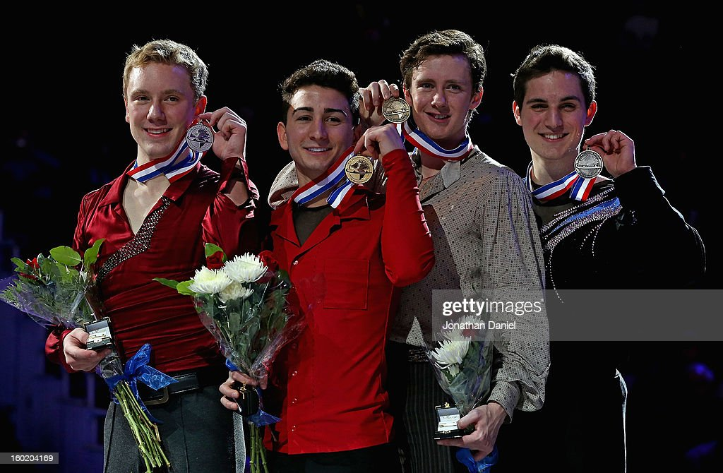2013 Prudential U.S. Figure Skating Championships : News Photo
