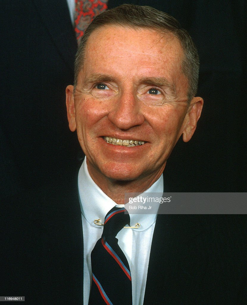 "H. Ross Perot At ""On Wings of Eagles"" Press Conference"