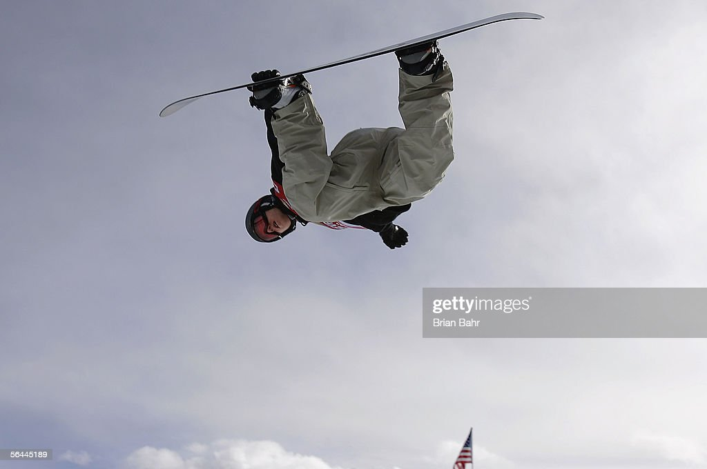 No Hands Required - Skiing and Snowboarding Upside Down