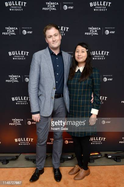 Ross Putnam attends the Plus One Premiere After Party at the Bulleit 3D printed Frontier Lounge during Tribeca Film Festival on April 28 2019 in New...