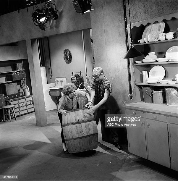 SHOW Ross Runs Away But Not Far which aired on January 5 1966 PATTY DUKEPAUL O