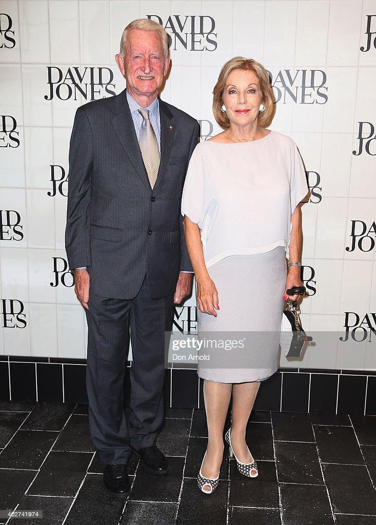 David Jones A/W 2015 Fashion Launch - Arrivals