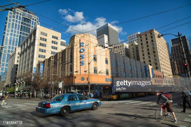 ross store on seattle pike street - ross stores stock pictures, royalty-free photos & images
