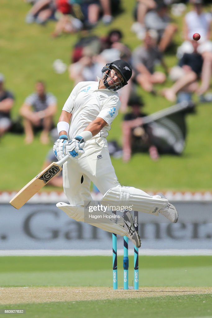 New Zealand v West Indies - 1st Test: Day 2
