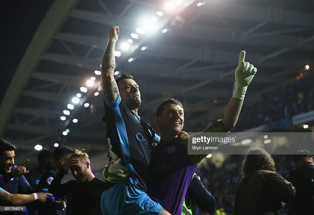 Brighton & Hove Albion v Sheffield Wednesday - Sky Bet Championship Play Off: Second Leg