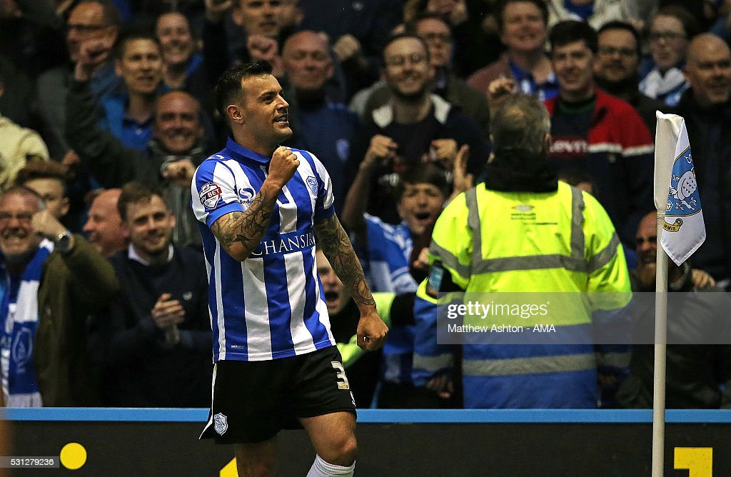 Sheffield Wednesday v Brighton & Hove Albion - Sky Bet Championship Play Off: First Leg : News Photo