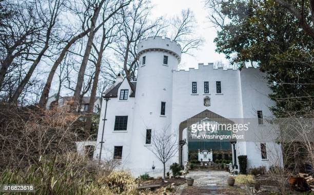 Rossdhu Castle was a grand mansion built in 1927 in Chevy Chase Md It was torn down in 1957 but the gatehouse remains and today is a distinctive...