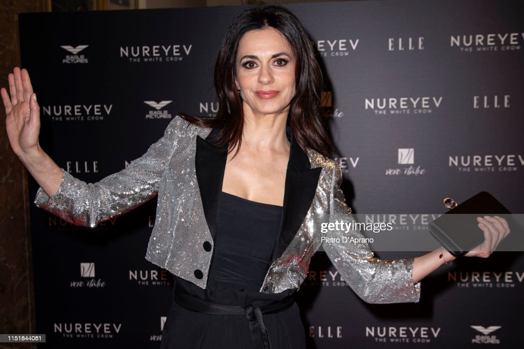 "ITA: ""Nureyev - The White Crow"" Photocall in Milan"