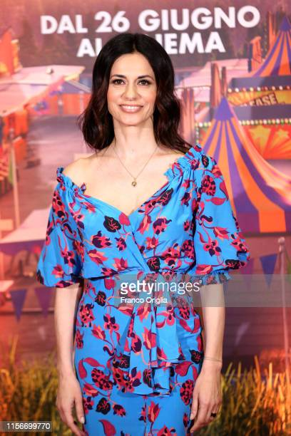 Rossella Brescia attends the Toy Story 4 photocall at Hotel Parco dei Principi on June 18 2019 in Rome Italy