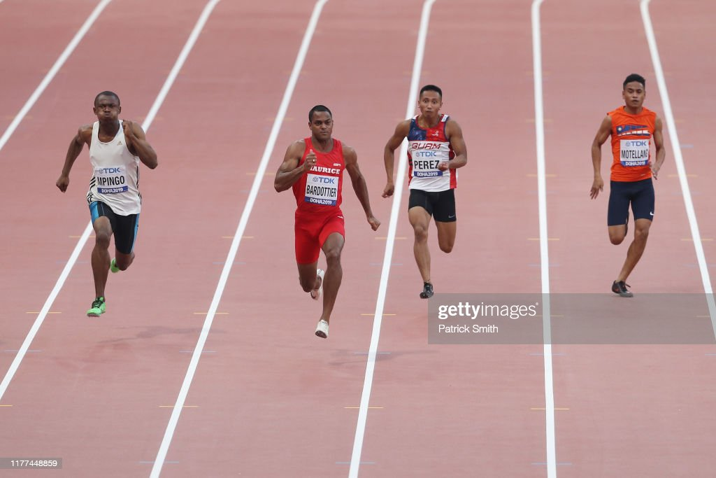 17th IAAF World Athletics Championships Doha 2019 - Day One : News Photo