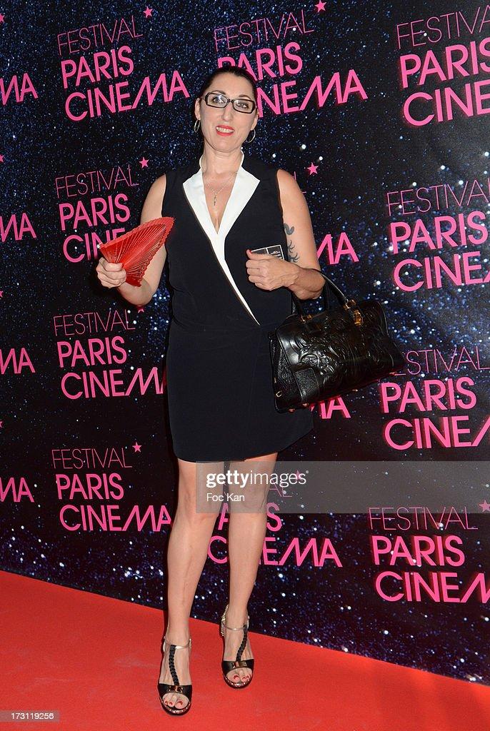 Rossi de Palma attends 'La Vie D'Adele' Paris Premiere At MK2 Bibliotheque on July 7, 2013 in Paris, France.