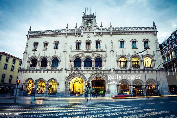 Rossio estación Central de Lisboa