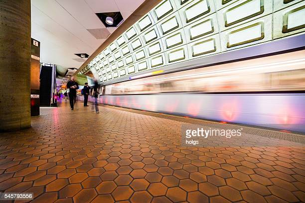 Rosslyn Station in Virginia