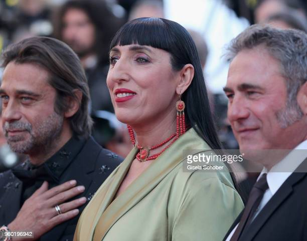 Rossy de Palma attends the screening of 'The Man Who Killed Don Quixote' and the Closing Ceremony during the 71st annual Cannes Film Festival at...
